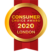 Consumer Choice Award 2020 London