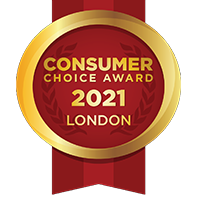 Consumer Choice Award 2021 London